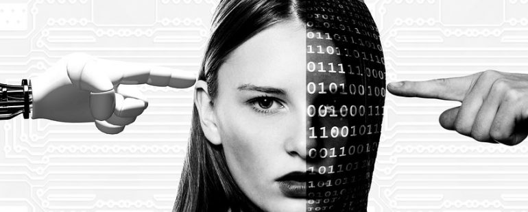 content marketing humans robots
