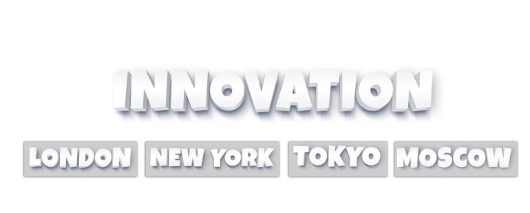 Innovation - which city leads the way?
