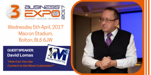 David Lomas - How can you use content to get more customers?